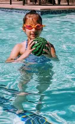 FIT BALL Watermelon Balls Fun Toys for The Swimming Pool Ou