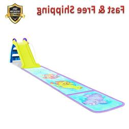 Wet Dry First Slide with Slip Mat 10 Foot Vinyl Slip Mat for