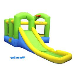 Wet or Dry Island Bounce House