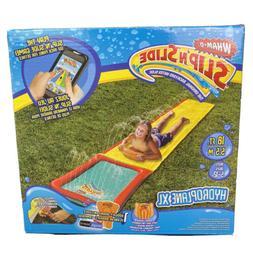 Wham-O Hydroplane XL 18 Foot Lawn Water Slide with Splash Zo
