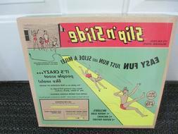 WHAM-O Slip N Slide In Vintage Style Retro Box Water Toy Sli