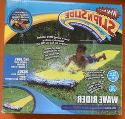 Wham-O Slip 'n' Slide - Wave Rider - Single Backyard Water S