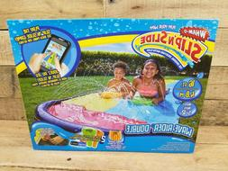 Wham-O SLIP N SLIDE Wave Rider Double Inflatable Slide with