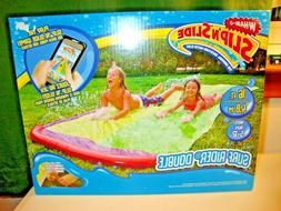 Wham-O Slip N Slide Wave Rider Double Backyard Water Slide E