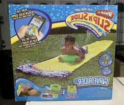Wham-O Slip N Slide Wave Rider Single Backyard Water Slide 1