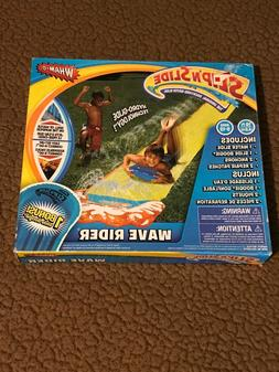 wham o the original backyard water surf