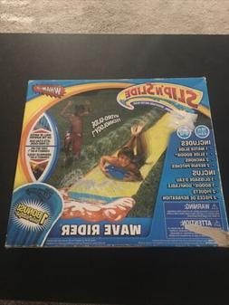 Wham-O Vinyl SLIP 'N SLIDE Wave Rider w/ Inflatable Boogie B
