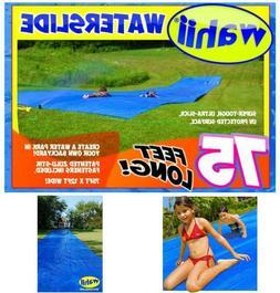 world s biggest backyard lawn water slide