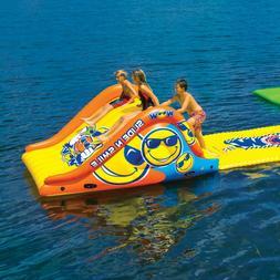 WoW Watersports 18-2000 Slide N Smile Floating 2 Lane Waters