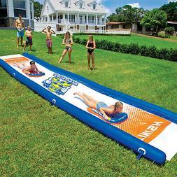 WOW Watersports Mega Slide Family Kids Backyard Fun @@